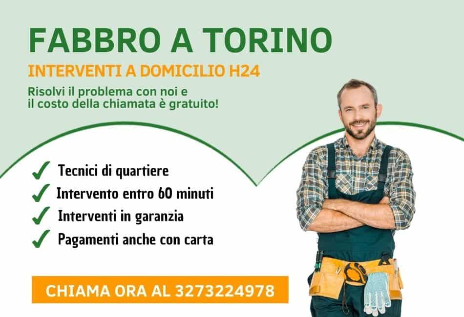 Fabbro a Torino h24